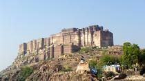 One-Way Private Transfer from Jaisalmer To Jodhpur with En-Route Optional Visits, Jaisalmer,...