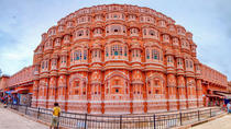 Palace of Winds: Hawa Mahal Ticket with Optional Transfer, Jaipur, Skip-the-Line Tours