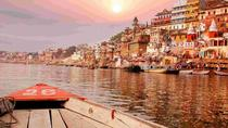 Private Full-Day Tour Ganga Aarti Ceremony from Varanasi, Varanasi, Private Sightseeing Tours