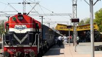 Sawai Madhopur Junction Railway Station Pickup and Drop with Shared Gypsy Safari, Jaipur, null