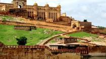 Special Evening Excursion: Amber Fort Light and Sound Show with Dinner, Jaipur, Light & Sound Shows