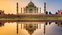 Tajmahal Ticket Skip The Line Admission With Optional Transportation, Agra, Attraction Tickets
