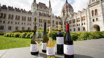 Private Budapest Sightseeing Tour inklusive Etyek Wine Tour mit Mittagessen, Budapest, Wine Tasting & Winery Tours