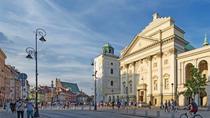Warsaw tour by train from Gdansk, Gdansk, Day Trips