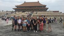 All-inclusive Private Beijing Classic Highlight Day Tour including Great Wall, Beijing, Private Day...