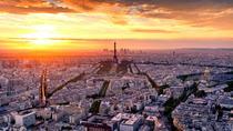 Montparnasse Tower 56th Floor Observation Deck Entry Ticket, Paris, null