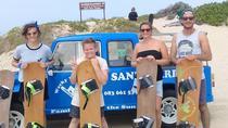 Sandboarding in Jeffreys Bay, Port Elizabeth, Adrenaline & Extreme