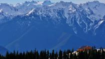 Olympic Mountains Seaplane Tour: departing Renton -Wiley Post Seaplane Base, Seattle, Air Tours