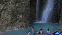 Puerto Plata Waterfall Swim on Horse Back, Puerto Plata, Climbing
