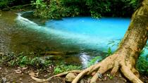 Rio Celeste Hike and Blue Hideaway, La Fortuna, Hiking & Camping