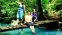 Rio Celeste Hike and Horseback Ride, La Fortuna, Hiking & Camping