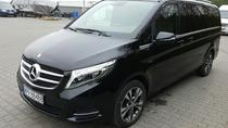 Warsaw Luxury Transport by Minivan Airport to City Center or City Center to the Airport, Warsaw, ...