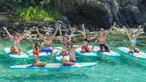 St Thomas Stand-Up Paddleboard Yoga, セント トーマス島