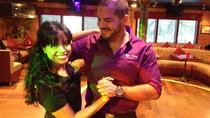 South Beach Salsa Class plus Dancing with Live Band, Miami