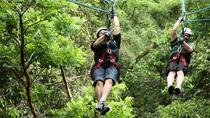 Puerto Vallarta Adventure Tour: Speedboat, Zipline and Waterfall Rappel, Puerto Vallarta