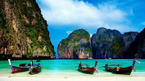 Phi Phi Island Adventure Day Trip by Speedboat from Phuket with Lunch, Phuket