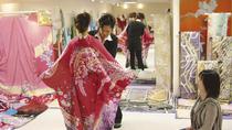 Kimono Photo Shoot Experience in Nagoya
