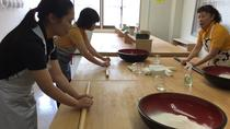 Making Soba Experience, Nagoya, Food Tours