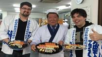 Sushi-making Experience and Lunch in Nagoya
