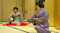 Authentic Geisha Performance and Entertainment including a Kaiseki Course Dinner, Tokyo