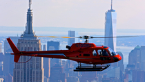 Complete helikoptervlucht over New York, New York City