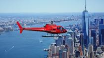 New York City Private Helicopter Aerial Experience, New York City, City Tours