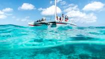 Catalina Bay and Antilla Shipwreck Snorkel Cruise, Aruba, Catamaran Cruises