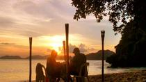Private Romantic Sunset at El Nido Including Boat Ride, El Nido, Private Sightseeing Tours