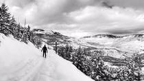 Private Cross Country Skiing and Snowshoeing Tours, Bozeman, Custom Private Tours