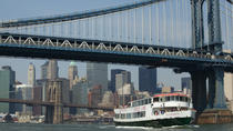 Circle Line: complete boottocht rond Manhattan Island, New York City, Dagcruises