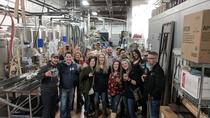 Craft Brewery Tour in Minneapolis and St Paul, Minneapolis-Saint Paul, Beer & Brewery Tours