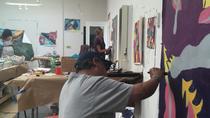2-Hour Art Class in Santa Fe, Santa Fe, Literary, Art & Music Tours