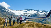 1-Hour Mount Aspiring and Glaciers Helicopter Tour from Wanaka, Wanaka, Jet Boats & Speed Boats