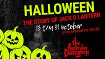 The Amsterdam Dungeon: Halloween Ticket, Amsterdam, Halloween