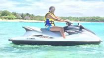 Natadola Beach Jet Ski Rental, Coral Coast, Waterskiing & Jetskiing