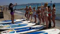 Surf and Stand Up Paddle Board Lessons in Catalunya, Tarragona, Stand Up Paddleboarding