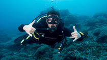 3 Day PADI Open Water Dive Course in Padangbai, Bali, null