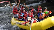 Family Float Trip on the Stanislaus River near Yosemite, Stockton