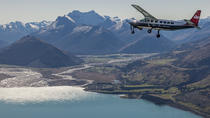 Milford Sound Coach, Cruise and Flight Sightseeing Tour from Queenstown, Queenstown, Day Cruises