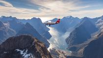 Milford Sound Tour with Flight, Cruise and Jet Boat Adventure from Queenstown, Queenstown, Day ...