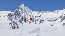 Fox and Franz Josef Twin Glacier Helicopter Flight from Fox Glacier, Franz Josef & Fox Glacier, ...