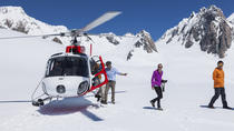 Franz Josef Glacier Helicopter Flight with Snow Landing, Franz Josef & Fox Glacier, Helicopter ...