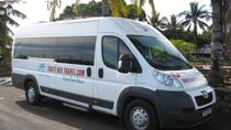 Shared Arrival Transfer: Papeete Airport to Hotel or Cruise Port, Papeete
