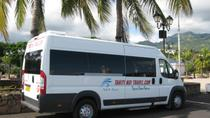 Shared Departure Transfer: Hotel or Cruise Port to Papeete Airport, Papeete, City Tours