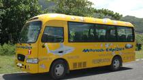 Shared Departure Transfer: Hotel to Moorea Airport or Pier, Moorea