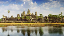 Full-Day Private Angkor Wat Tour Including Khmer Massage