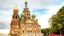 3-Hour Best of Saint Petersburg Guided Walking Tour, St Petersburg, City Tours