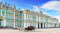 Small-Group Half-Day Saint Petersburg Highlights Tour and Hermitage Museum Visit, St Petersburg, ...