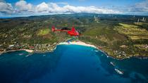45 Minute Oahu Helicopter Tour with Doors Off or On, Oahu, Surfing Lessons