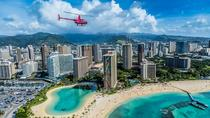 City-by-the-Sea - 20 Min Helicopter Tour - Doors Off or On, Oahu, City Tours